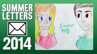 Summer 2014 (Letters!) - StephenMail