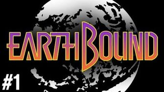 Stephen Plays Earthbound - Ep