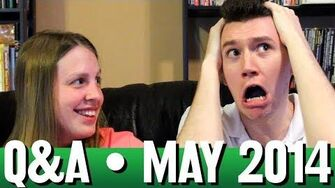 StephenVlog Q&A - May 2014