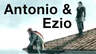 Antonio and Ezio