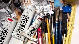 She Bought Paintbrushes 2298 - 3.10