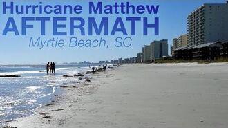 Hurricane Matthew- AFTERMATH • 10.9.16