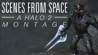 Scenes From Space A Halo 2 Montage