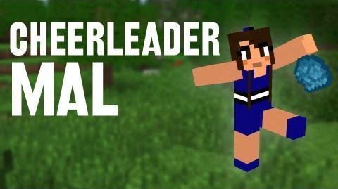 Cheerleader Mal