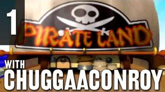 Pirate Land with Chuggaaconroy -1