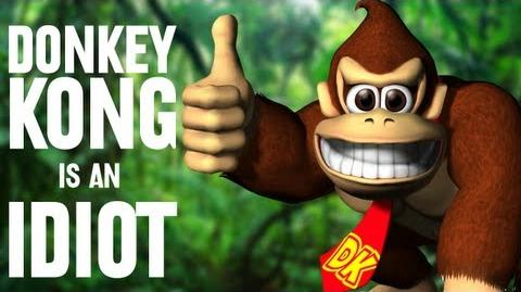 Donkey Kong is an Idiot