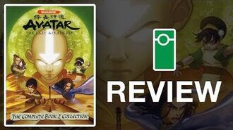 Avatar The Last Airbender - Book 2 Review • 9.21.18