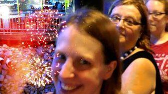 Fireworks at Broadway • 7.4
