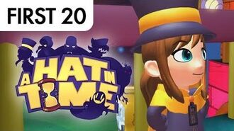 A Hat in Time - First20