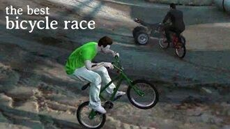 Best Bicyle Race
