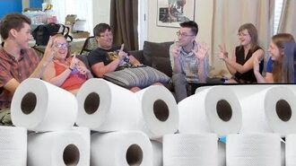 All the Toilet Paper