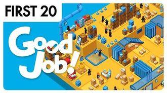 Good Job! First20