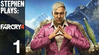 """StephenPlays Far Cry 4 1 - """"Welcome to Kyrat""""-0"""
