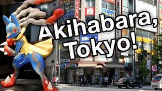 Akihabara, Tokyo 4K Vlog • 5.12