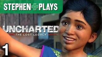 """Uncharted- The Lost Legacy -1 - """"A New Adventure!"""""""