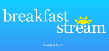 Breakfast Stream logo