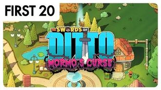 The Swords of Ditto- Mormo's Curse - First20
