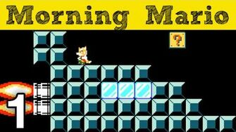 "Morning Mario 1 - ""Away Mission"""