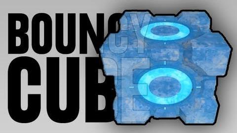 Bouncy Cube!
