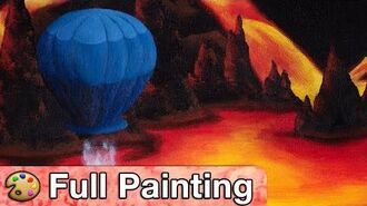 """Donkey Kong Country 2 - """"Red Hot Ride"""" Painting (Full Version)"""