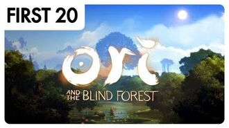Ori and the Blind Forest - First20