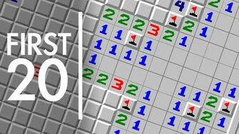 Minesweeper - First20