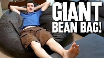 Giant Bean Bag! • 11.30