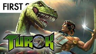 Turok- Dinosaur Hunter (2015 Remaster) - First20