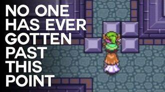 The HARDEST Zelda Puzzle