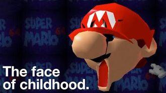 Molding Mario's Face-1