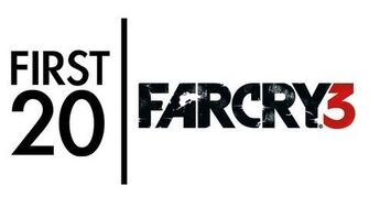 Far Cry 3 - First20