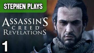 "Assassin's Creed Revelations 1 - ""Welcome Home"""