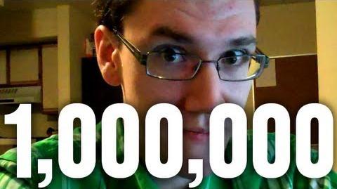 1,000,000 Views (Day 786 - 1 19 12)