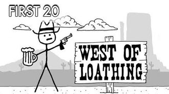West of Loathing - First20