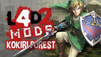 The Legend of Zombie - Kokiri Forest -1 (Left 4 Dead 2 Mod)