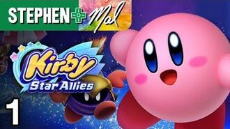 Kirby Star Allies -1 • KIRBY IS ON THE SWITCH!