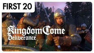 Kingdom Come- Deliverance - First20