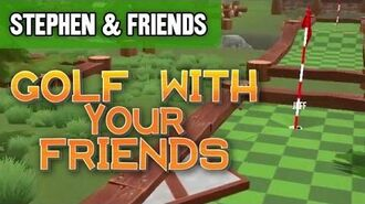 "Golf With Your Friends -1 - ""JUMP TO VICTORY!"" (Stephen & Friends)"