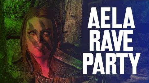 Aela Rave Party