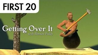 Getting Over It with Bennett Foddy • First20