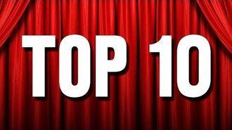 TOP TEN 2018 Edition