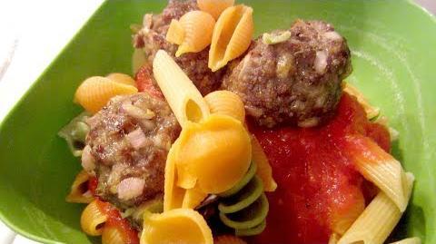 Homemade Meatballs (Day 1457 - 11/20/13)