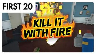 Kill It With Fire First20