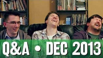 StephenVlog Q&A - December 2013 (w Alex & Dan)