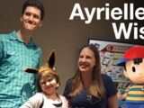 Ayrielle's Wish (Day 3138 - 6/28/18)