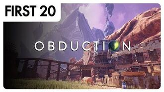 Obduction • First20
