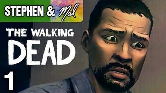 "The Walking Dead 1 - ""The Clumsiest Man"""