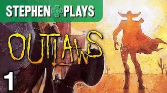 Outlaws -1 • Once Upon a Time in the West