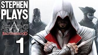 "Assassin's Creed Brotherhood 1 - ""Ezio Is Back!"""