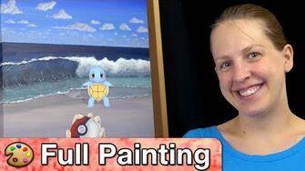 "Pokémon Go - ""Go Explore"" Painting (Full Version)"